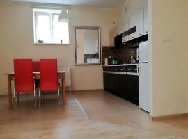 Apartament przy Malcie