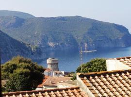 Caratteristica Casa Isola Capraia