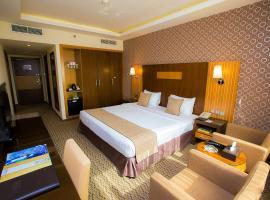 Fortune Plaza Hotel, Dubai Airport