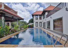 Angkor Diamond Pool Villa