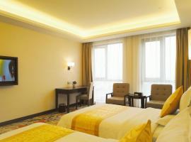杭州萧山国际机场港景酒店