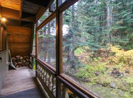 Hyak Duplex Cabin