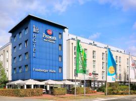 弗里德博格瓦特贝斯特韦斯特高级IB酒店