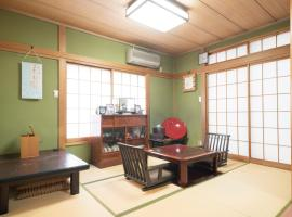 Japanese traditional apartment