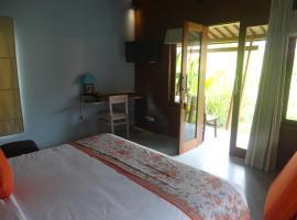 2 bedroom villa & 1 bedroom villa