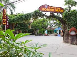 Khách sạn Hoàng Mấm LTV, Thái Nguyên
