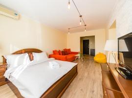 Huge one bedroom Apartment metro Minska