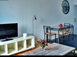 durlet beach apartments-1 bedroom apartment groundfloor with terrace