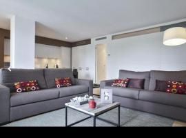 durlet beach apartments-three bedrooms apartment