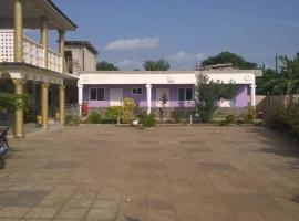 Dominion Guest House, Telemale (Adaklu Anyigbe附近)