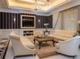 Luxurious Family Apartment
