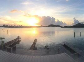 K Dock - Luxury Marina Villa with Private Pool and Dock