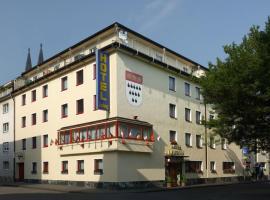 路德维希高级酒店,位于科隆的酒店