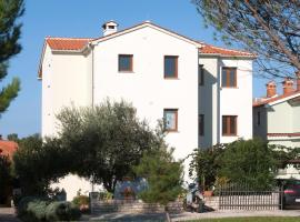 Apartment Complex Beakovic with Sea view