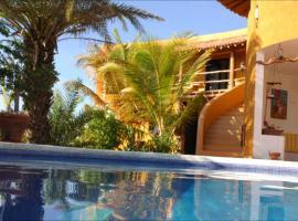 StevieWonderLand Playa El Yaque, El Yaque