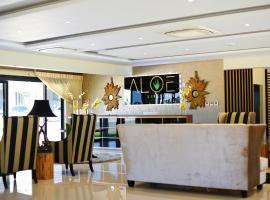Aloe Lifestyle Hotel, Eshowe