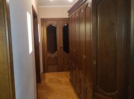 Apartment on Dneprovskoi Flotilii