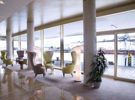 不来梅港贝斯特韦斯特酒店,位于不来梅港的酒店