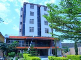 Kerawi international hotel, Āwasa (Gedeo附近)