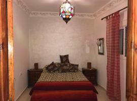 appartement traditionnel et contemporain, au coeur du kasbah