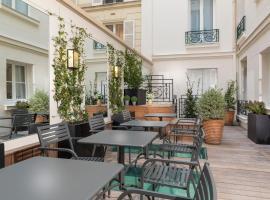 塞拉米克爱丽舍酒店,位于巴黎的酒店
