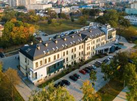 阁楼1898酒店, Suwałki