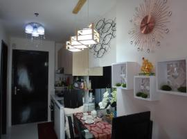 HomeUnit Staycation @Bamboo Bay Residences