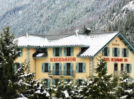 夏蒙尼埃克塞尔西奥贝斯特韦斯特优质酒店