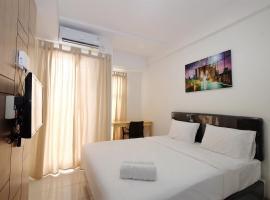 Brand New Studio Room Akasa Pure Living Apartment By Travelio