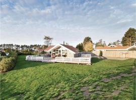 Three-Bedroom Holiday Home in Otterup