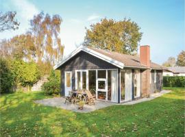 Three-Bedroom Holiday Home in Esbjerg V