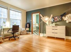 Art Filled Oasis Centrally located in Cap Hill