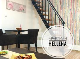Apartman Hellena
