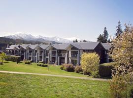 圣詹姆斯高级住宿酒店, 汉默温泉