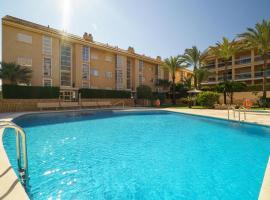 Aduanas Apartment Sleeps 4 Pool Air Con WiFi, Aduanas