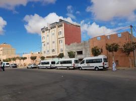 三毛撒哈拉旅馆, Laayoune