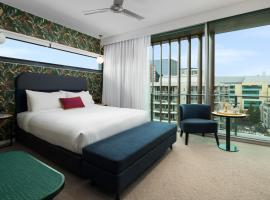 Ovolo The Valley Brisbane,位于布里斯班的酒店