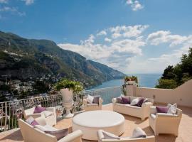 Positano Villa Sleeps 12 Pool Air Con WiFi