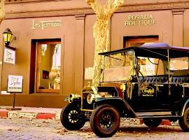 阶地精品酒店, 科洛尼亚-德尔萨克拉门托