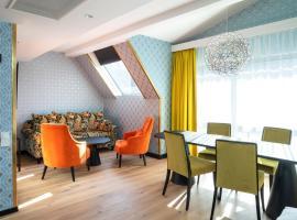 瑟斯而桐酒店,位于奥斯陆的酒店