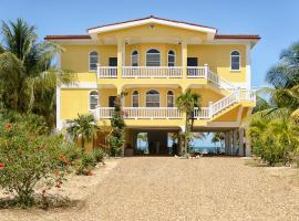 Belize beach condos, Independence