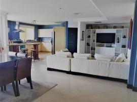 Apartamento con vista a San Jose