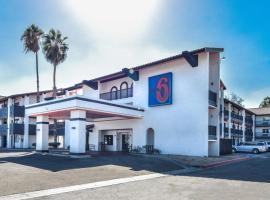 加利福尼亚安大略6号汽车旅馆