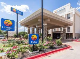 Comfort Inn Wichita Falls North