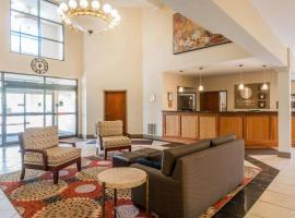伯灵顿南舒适旅馆和套房酒店
