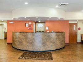 金威群岛入口舒适套房酒店