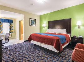 伊萨卡罗德威旅馆及套房