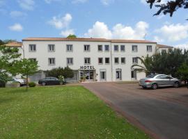 勒沙皮酒店, 圣乔治道勒