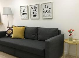 Cool and cozy flat in São Bento