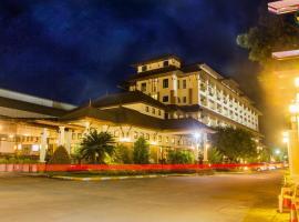 皇家纳卡拉酒店及会议中心, 廊开